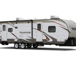 2014 Wildwood 27rkss