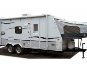 2009 travel star 19ck