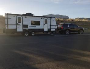 Coachman  Clipper 21 FQS