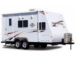 2017 2017 Forest River Surveyor 245BHS