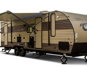 2018 Cherokee Grey Wolf 26DBH with Bunk House