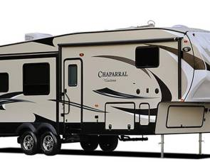 2017 Coachman 371mbrb