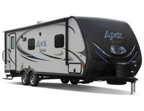 2015 Apex Coachman 300bh