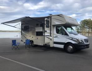 2018 Mercedes-Benz Coachman Prism 2150 CB