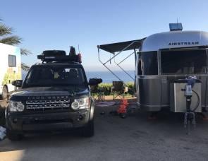 2017 Airstream  23d bunk