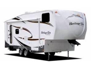 2018 Heritage glen Ultra lite 29' 4 bunk beds