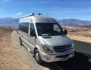 2015 Mercedes Sprinter Leisure Travel / Free Spirit, Seasonal Discount