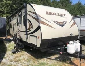 2016 Keystone Bullet Ultralite 243 BHS