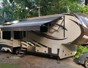 2014 Grand design 369RL Solitude