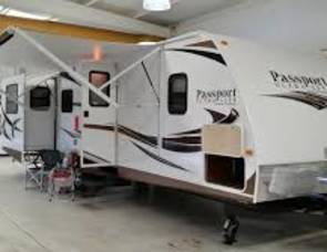2013 Keystone Passport 3180RE