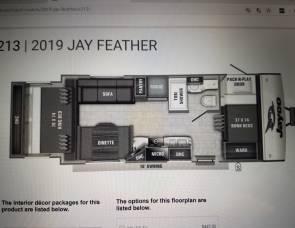 2019 Jayco x213