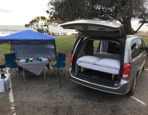 2018 Dodge Camper Van