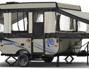 2000 scamper pop out camper