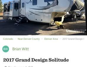 2017 Grand design Solitude