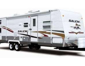 2017 Forest River Salem 32bhds