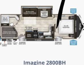 Grand Design 2800BH