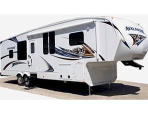 2012 Keystone Cougar 330RBK