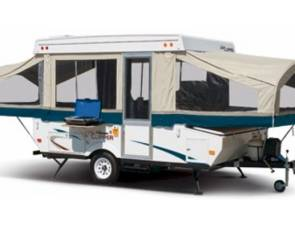 2010 Coachmen Clipper 108st