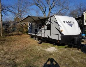 2018 Dutchman Kodiak 28' bunkhouse
