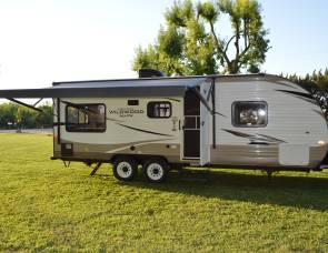 Forest River Wildwood X-lite T202RDXL