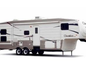 2007 Cherokee lite 5th wheel