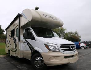 2018 THOR FREEDOM ELITE 24FE Mercedes Diesel