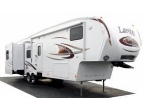 2010 Laredo 298bh