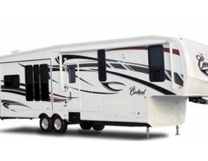 2011 forest river 3450 rl
