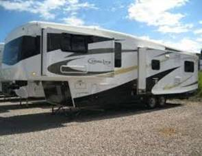 2010 Carriage 36sbq