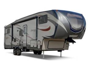 2015 Sprinter 296 Fifth Wheel