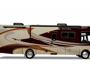 2007 Fleetwood Excursion 40E
