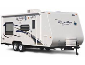 2011 Jayco Jay feather 19H
