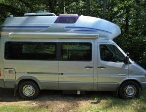 2005 airstream sprinter westfalia