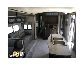 2017 Shadow Cruiser 282 Bhs