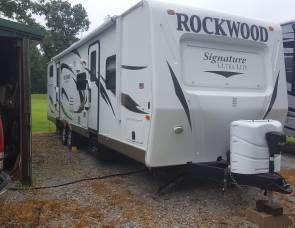 2012 Rockwood RLT 8312SS