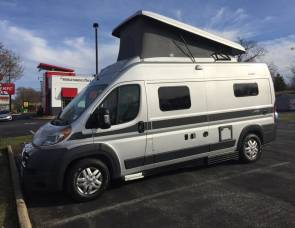 2019 Dodge Promaster chassis with Hymer Activ with LOFT!