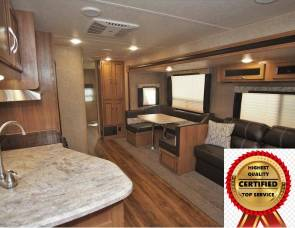 Free Insurance! Low security deposit! Free golf cart!*** COACHMEN / CATALINA LEGACY SERIES 293qbck