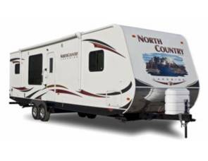 2011 Heartland North Country Lakeside