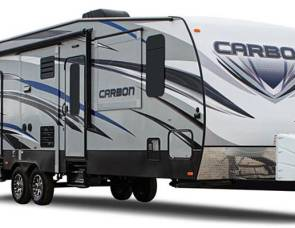 2016 Keystone Carbon 33 Toy Hauler
