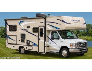 2018 Conquest Gulf Stream 6245- 26 ft