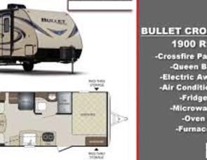 2017 Keystone Bullet 1900 RD