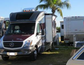 2014 Mercedes-Benz Winnebago View Profile model 24V