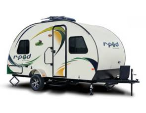 2015 Forest river r-pod 182g