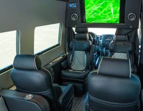 2014 Mercedes Benz Sprinter Van