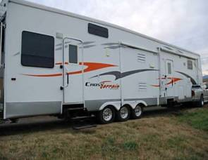 2006 Crossroads Cross Terrain TF37CK