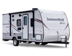 2018 Keystone  Summerland mini 1800bh