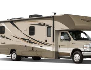 2016 Winnebago Minni winne
