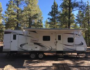 2014 Coleman by Dutchmen Expedition 263BH