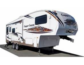 2007 Copper Canyon 5th wheel