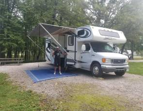 2008 Coachmen Freedom Express Racing Edition